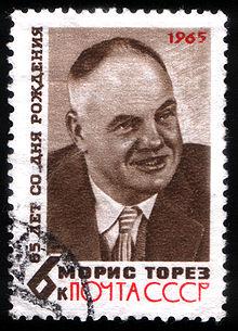 Thorez_timbres-1965_6k