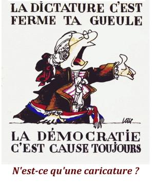 Sibeth, c'est la dictature africaine, Zemmour, c'est la liberté française